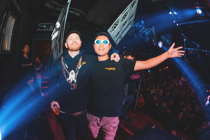 Space Yacht Interview - Henry and Rami