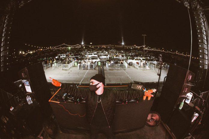 Dombresky Park N Rave Concert Series Day Trip LA