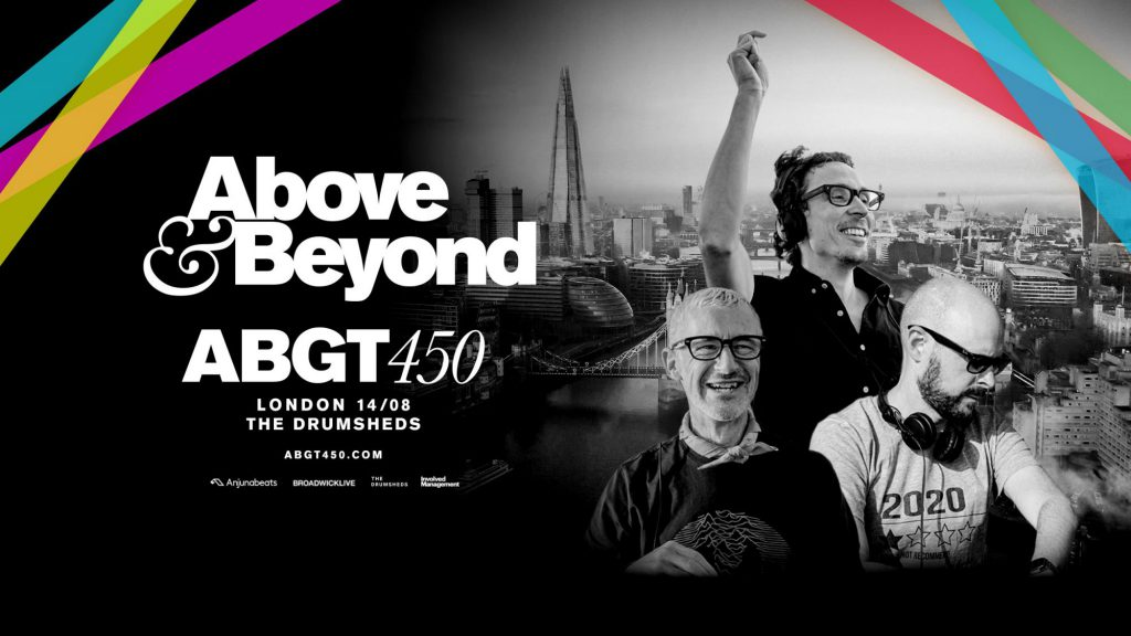 ABGT450 Above & Beyond Group Therapy 450