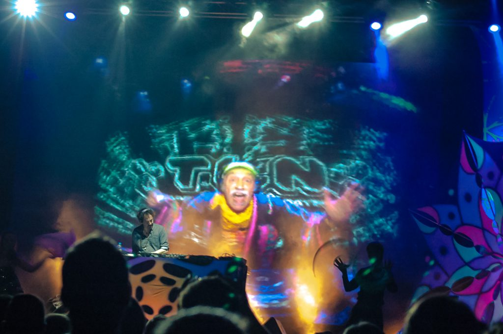 Shpongle in Moscow