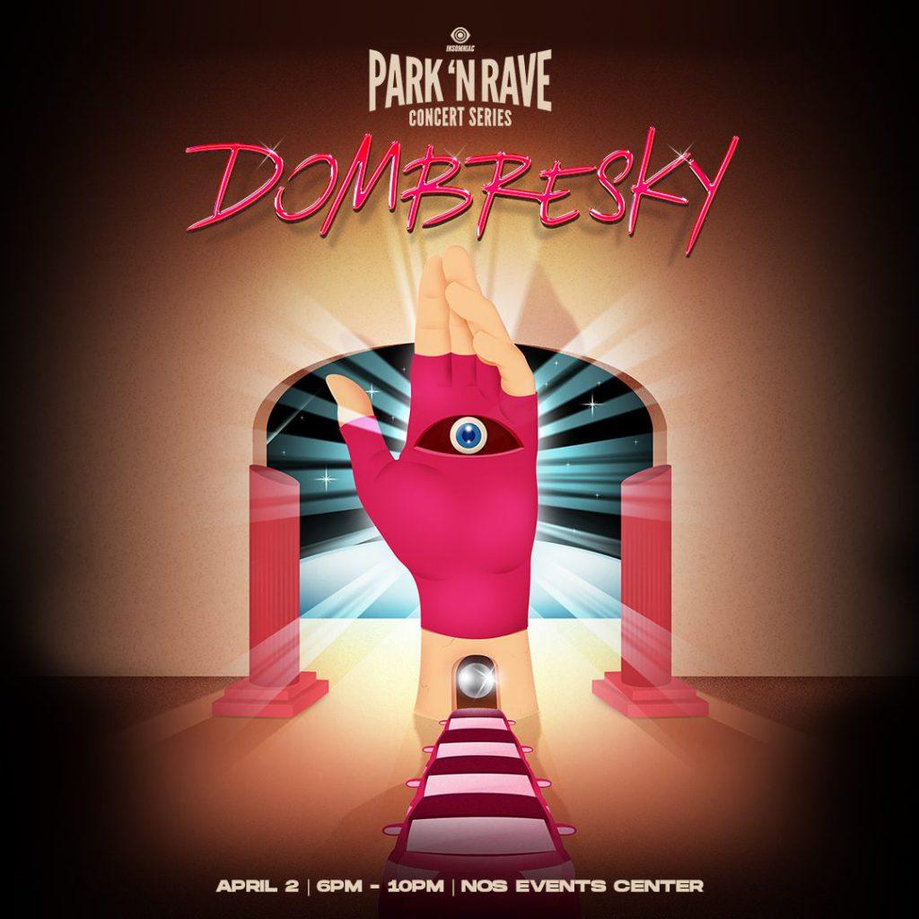Dombresky Park N Rave Concert Series