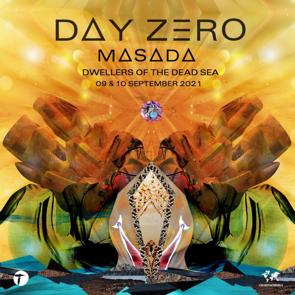 Day Zero Masada Dwellers of the Dead Sea