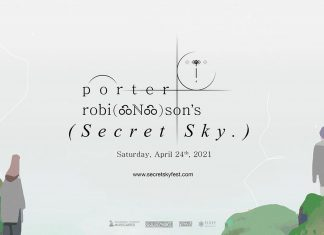 Porter Robinson Secret Sky 2