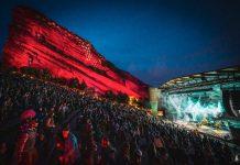 Lotus Red Rocks April 2021