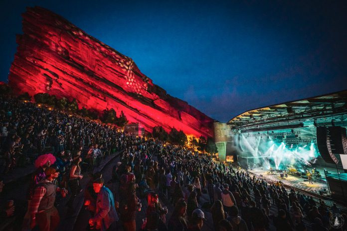Lotus Red Rocks April 2021