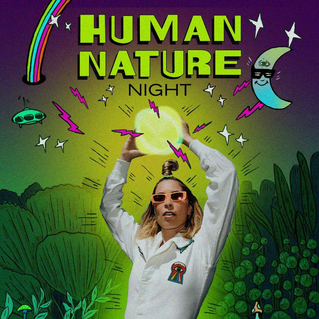 Abracadabra - Human Nature (Night) - Album Cover