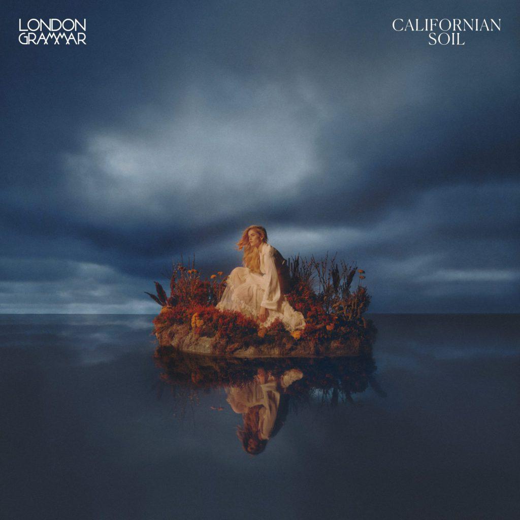 London Grammar - Californian Soil - Album Art