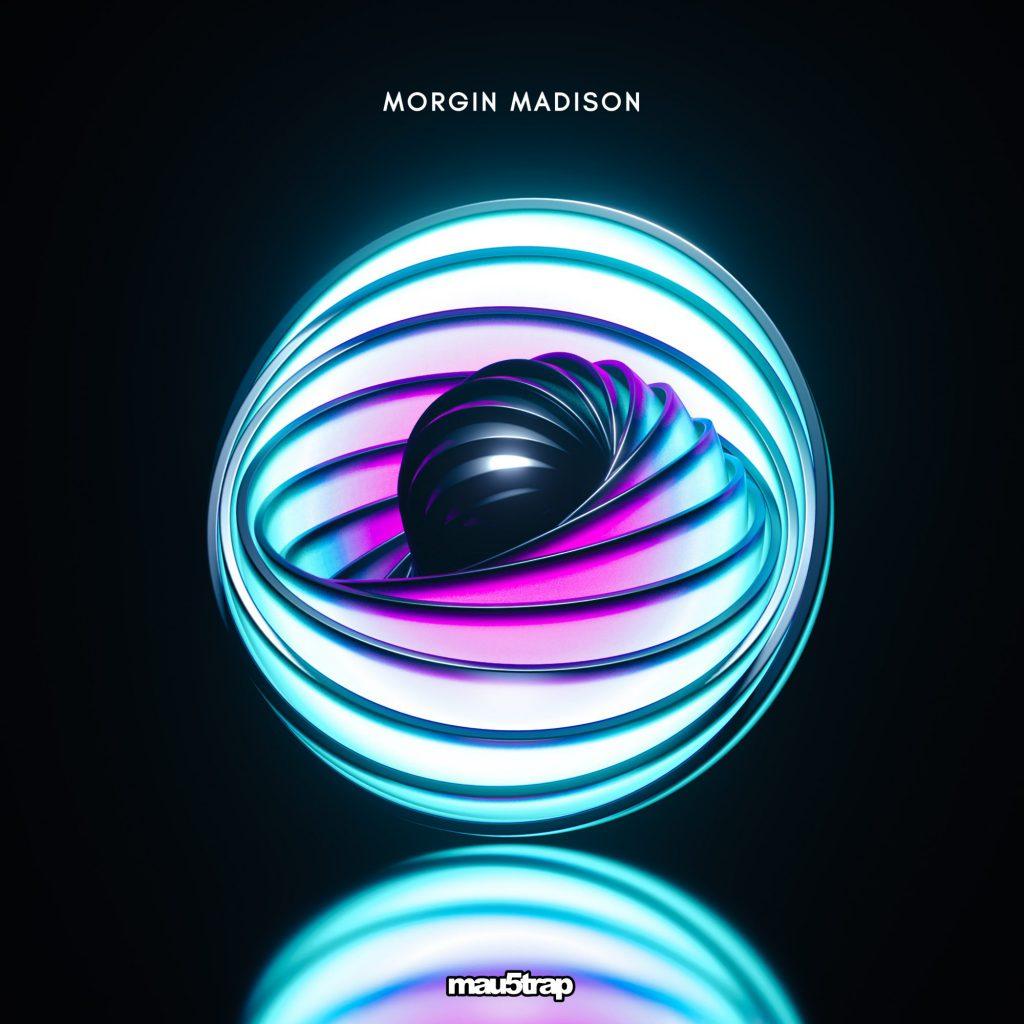 Morgin Madison - Living the Phantasm - Album Art