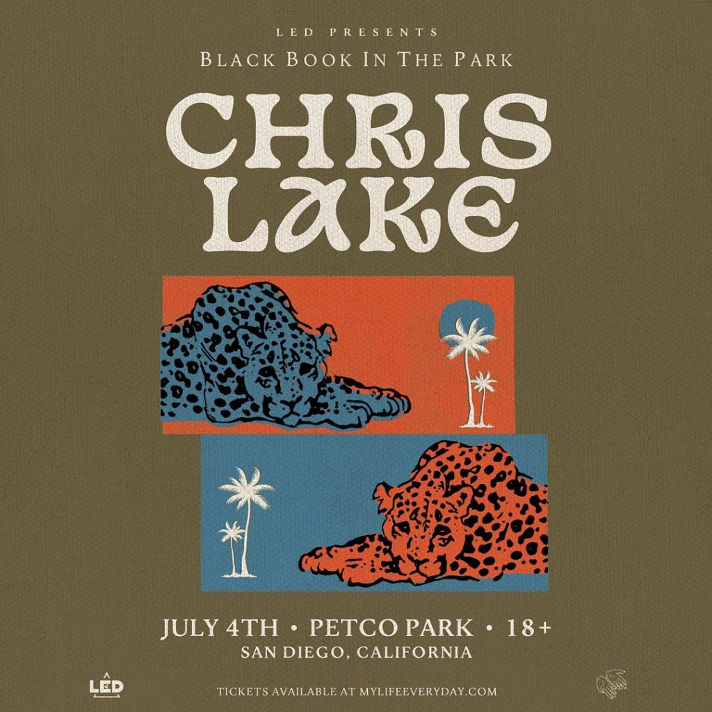LED Presents Black Book In The Park with Chris Lake