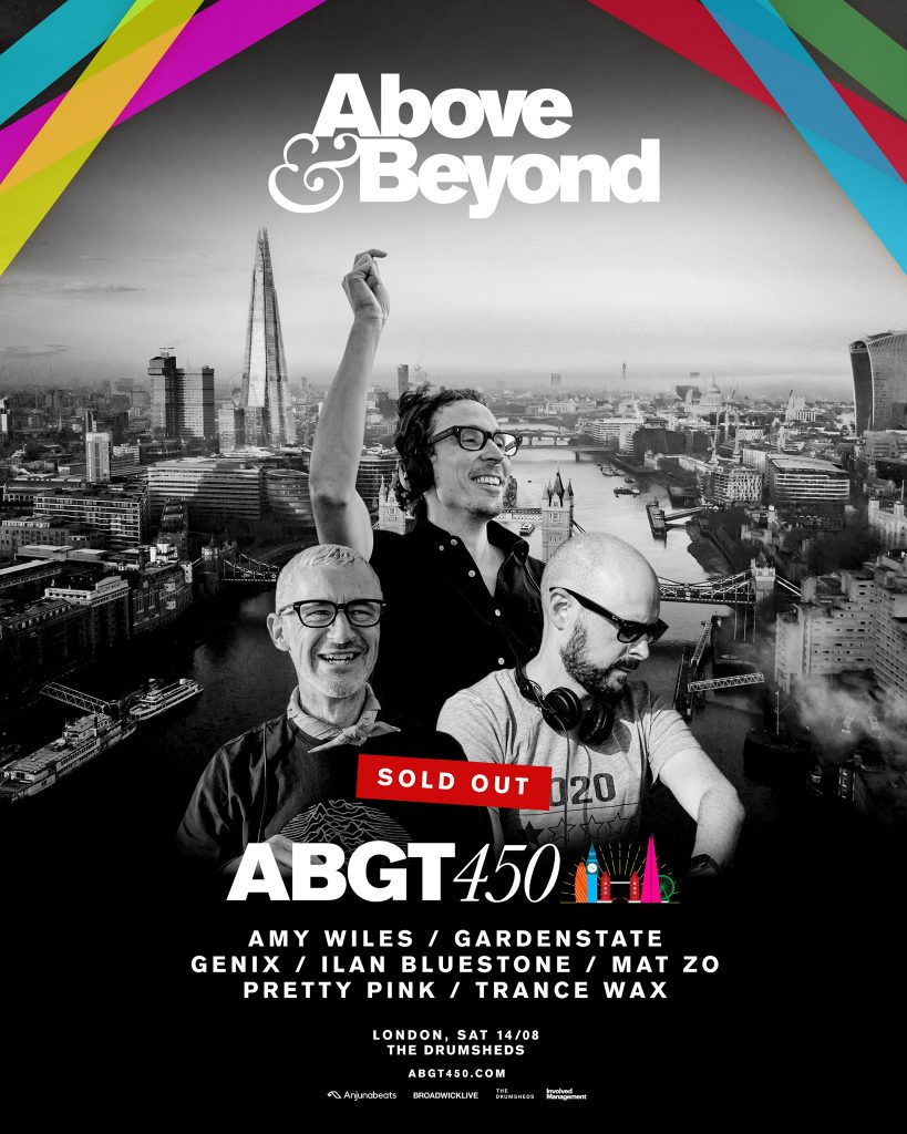 ABGT450 Official Lineup