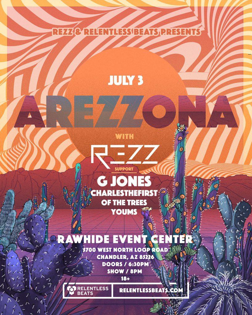 AREZZONA Lineup