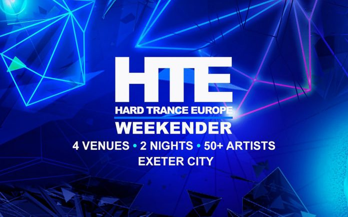 HTE Europe Weekender 2021 Banner