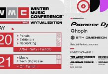 Winter Music Conference Virtual 2021