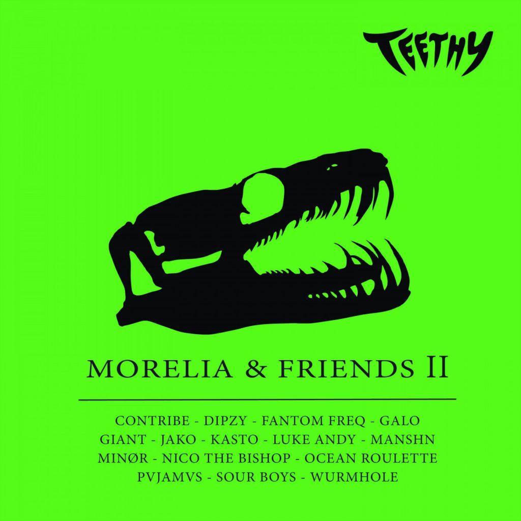 Teethy Morelia & Friends II