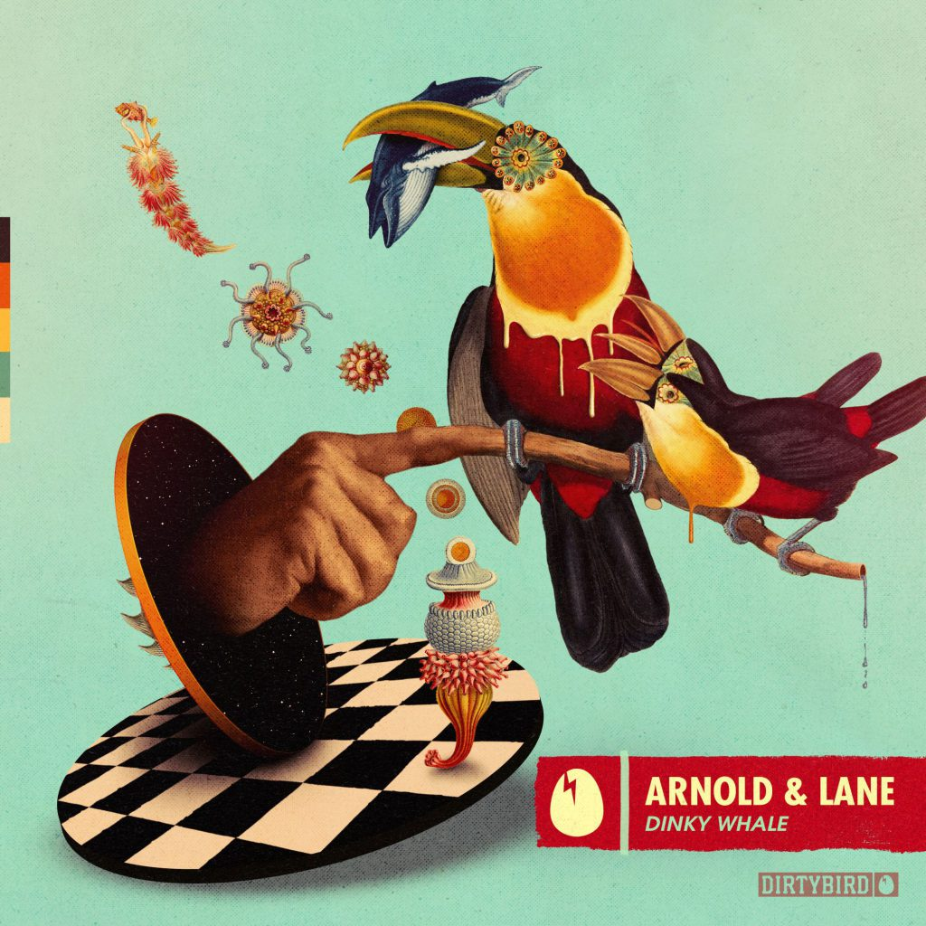 Arnold & Lane Dinky Whale EP