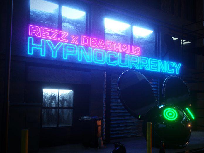 REZZ, deadmau5 Hypnocurrency Cover