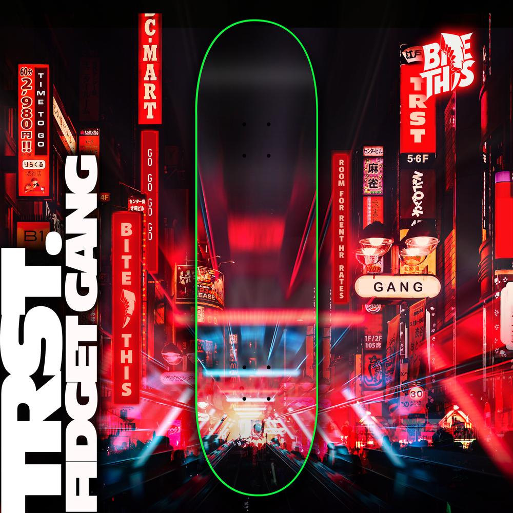 Trst. - Fidget Gang EP