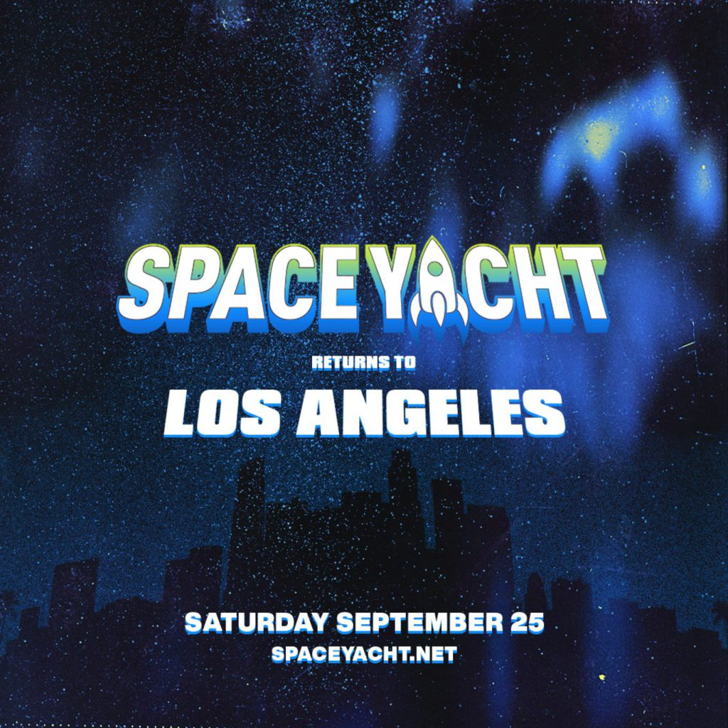 Space Yacht Returns To Los Angeles