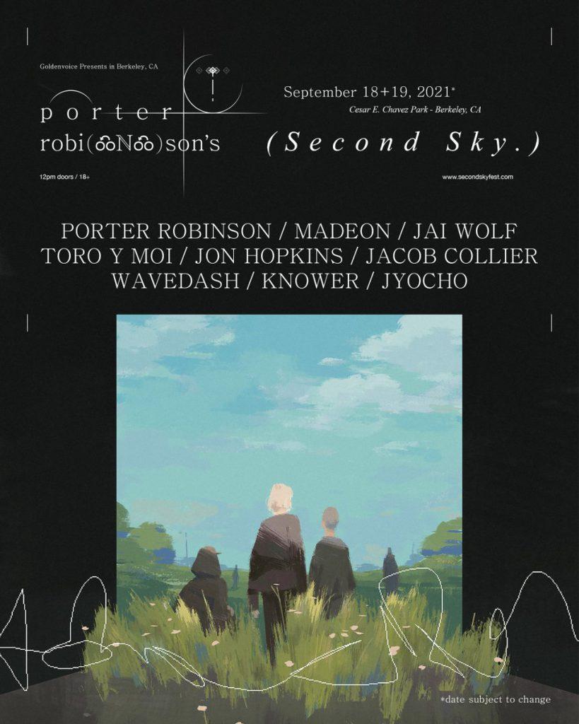 second sky 2021 lineup