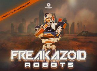 Freakazoid Robots 2021