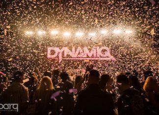 DJ Dynamiq at Parq San Diego 2019