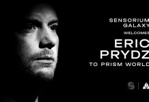 Eric Prydz joins Sensorium Galaxy