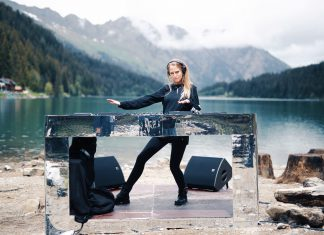Nora En Pure at Gstaad for Beatport