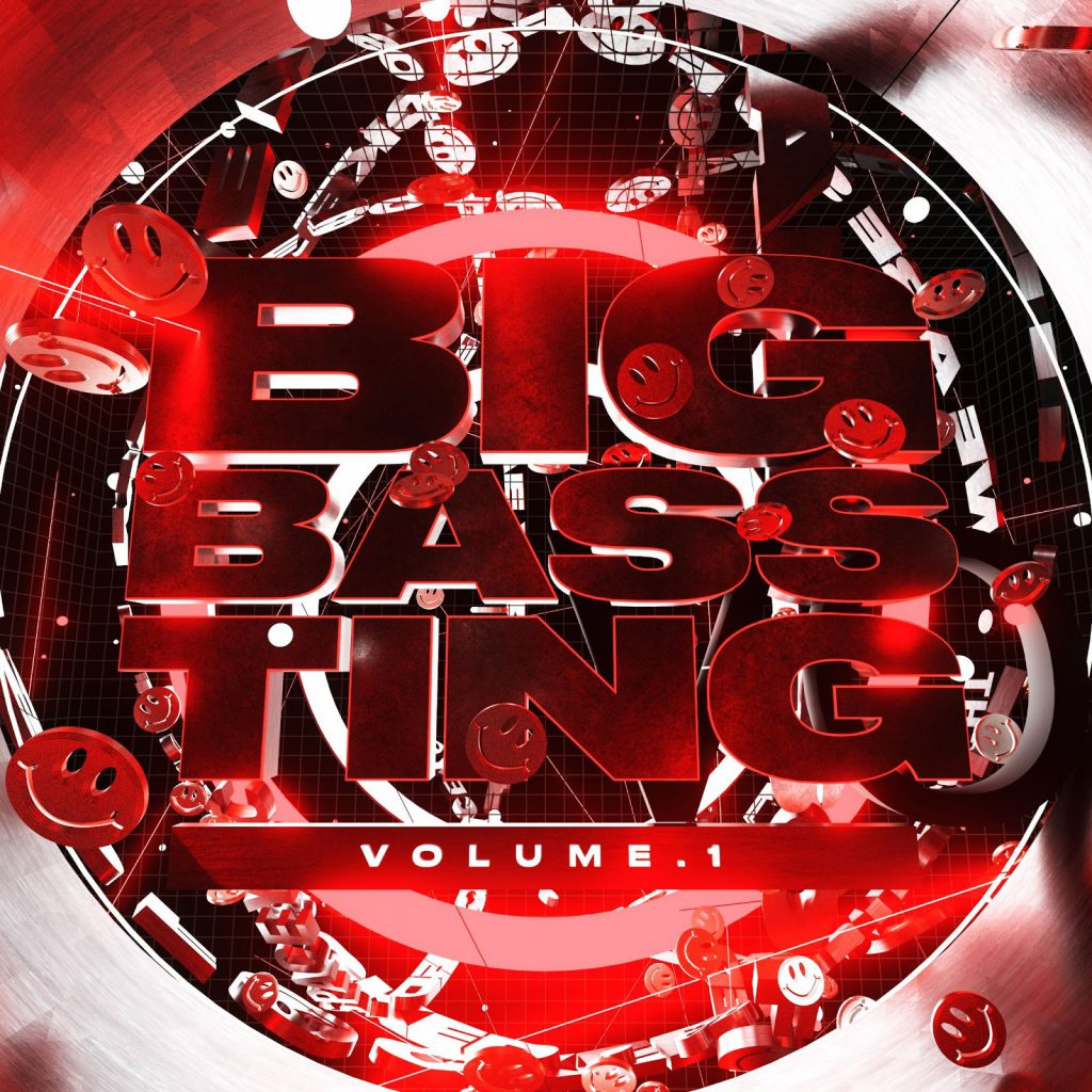 Space Yacht - Big Bass Ting Vol. 1