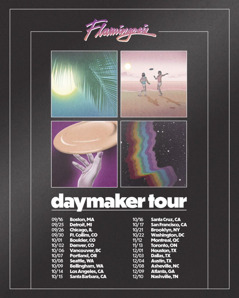 Flamingosis Daymaker Tour Dates