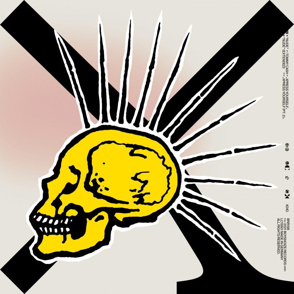 Boys Noize - Nude + Xpress Yourself Cover Art