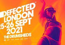 Defected London 2021 Lineup