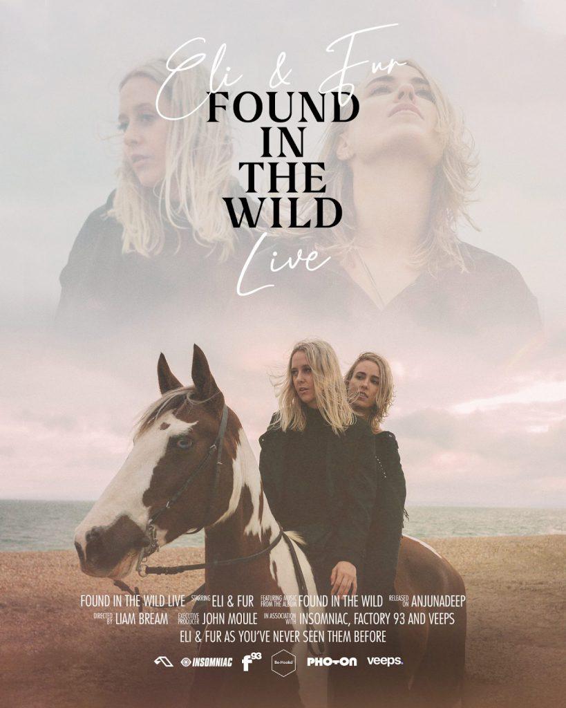 Eli & Fur Found In The Wild Live