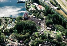 ID&T Mysteryland Aerial