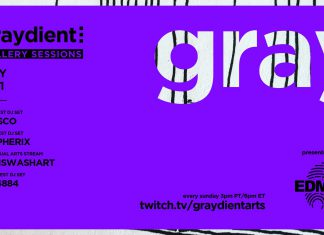 Graydient Collective Gallery Sessions July Lineup