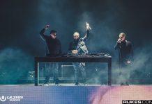 Swedish House Mafia at Ultra Europe 2019