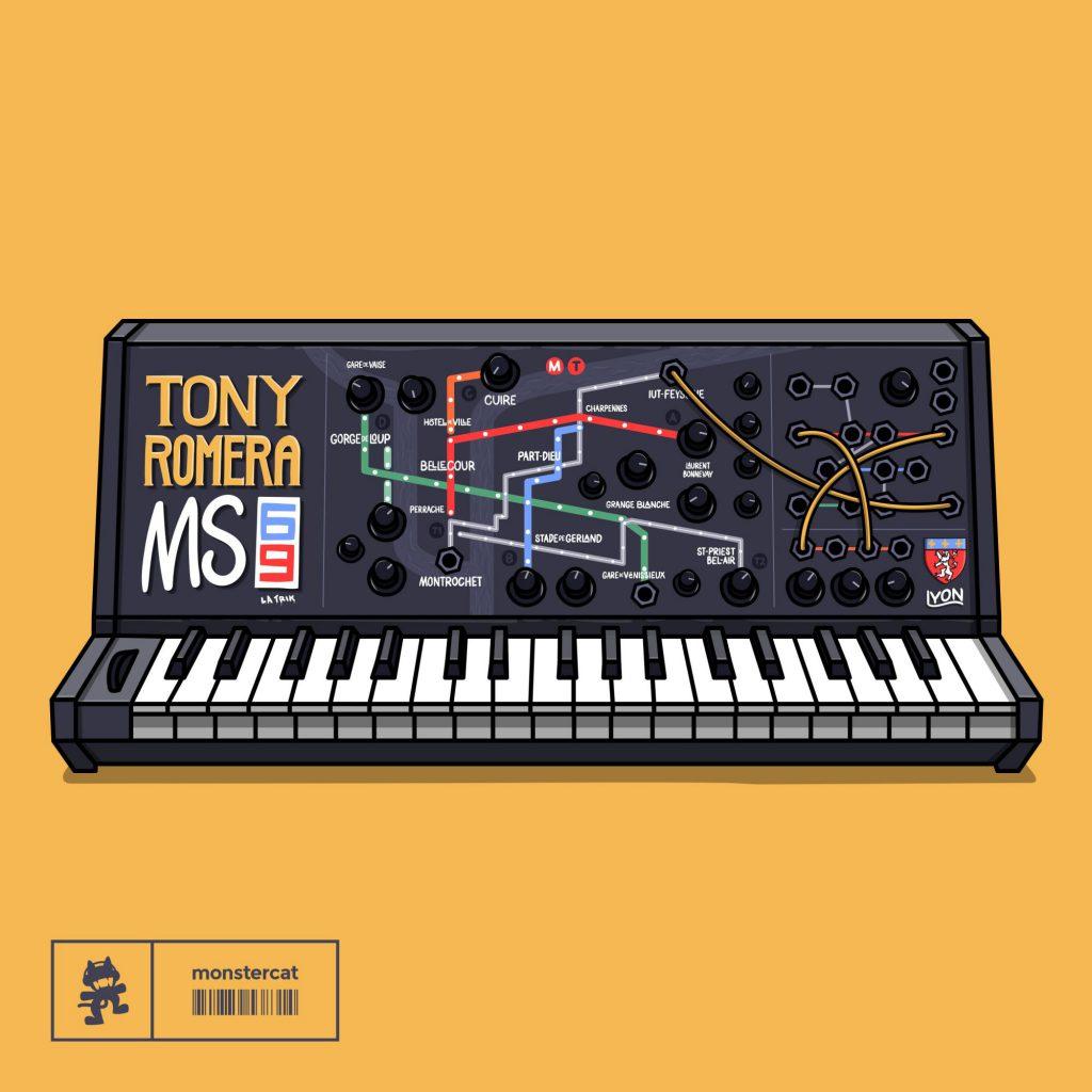 Tony Romera MS69 Monstercat