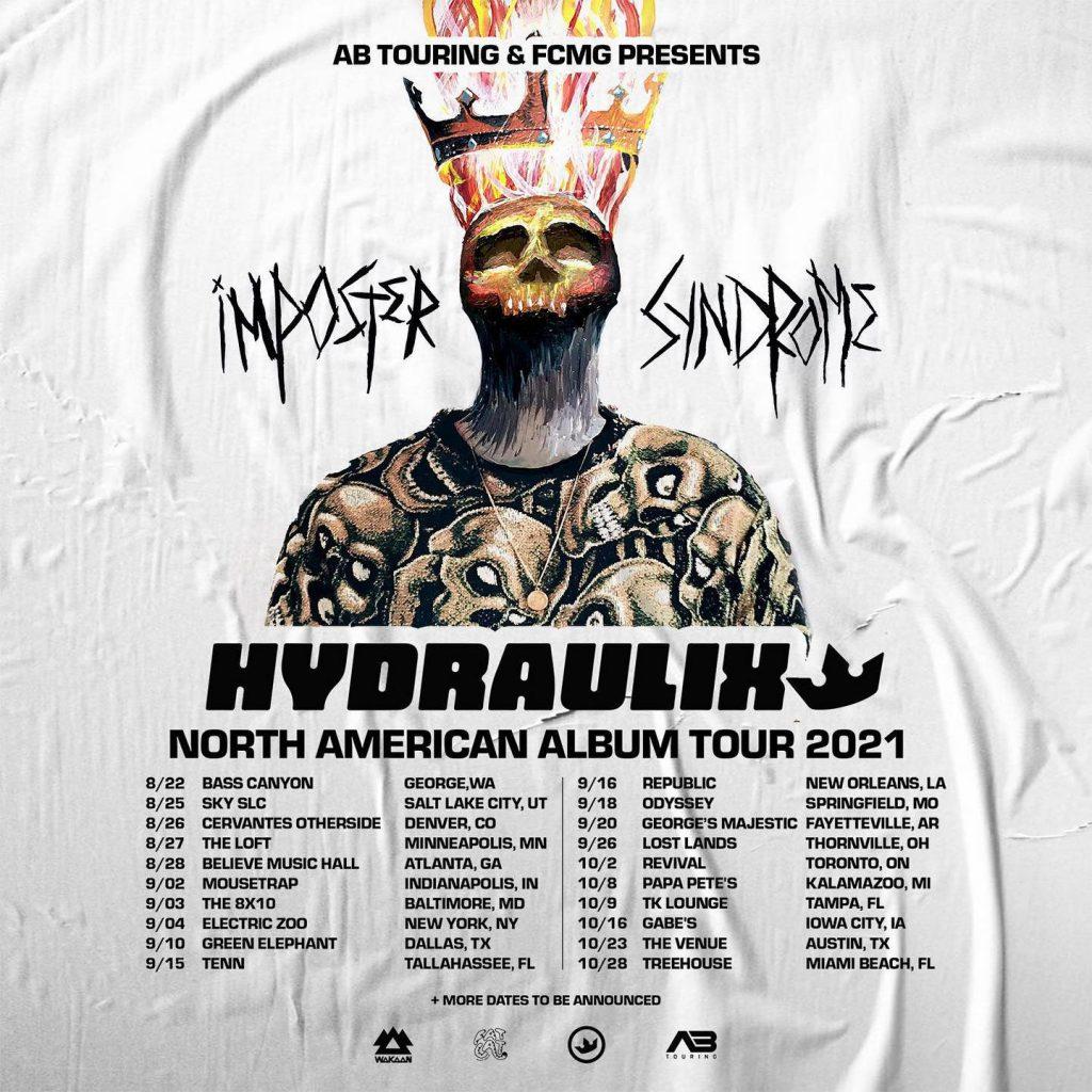 hydraulix tour