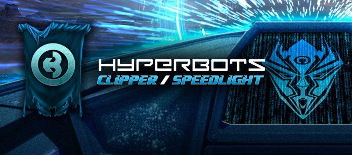 hyperbots - clipper ep