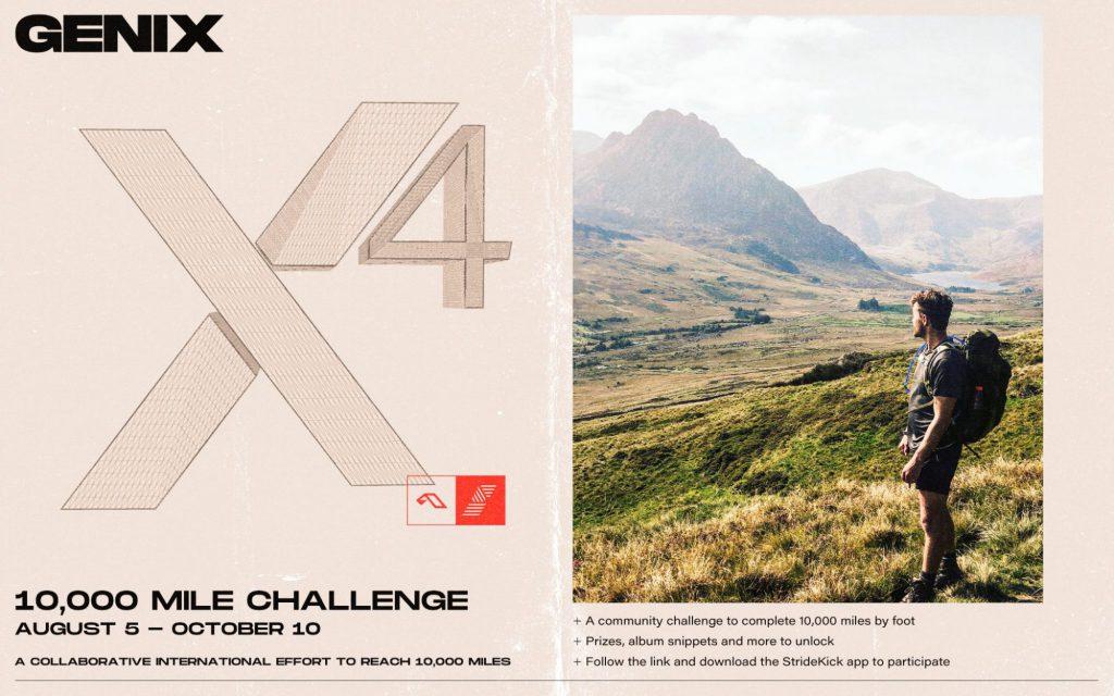Genix X4 Challenge