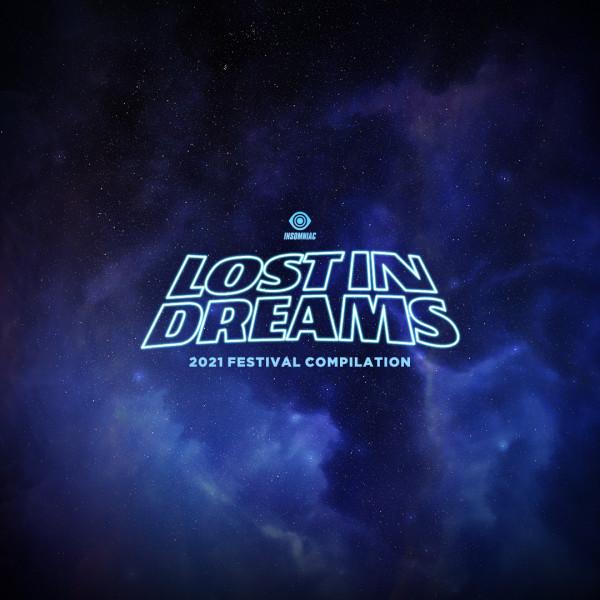 Lost In Dreams 2021 Festival Compilation Artwork