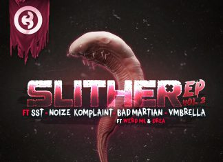 Boomslang Recordings - Slither EP. Vol. 2