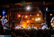 Life is Beautiful 2021 Green Day