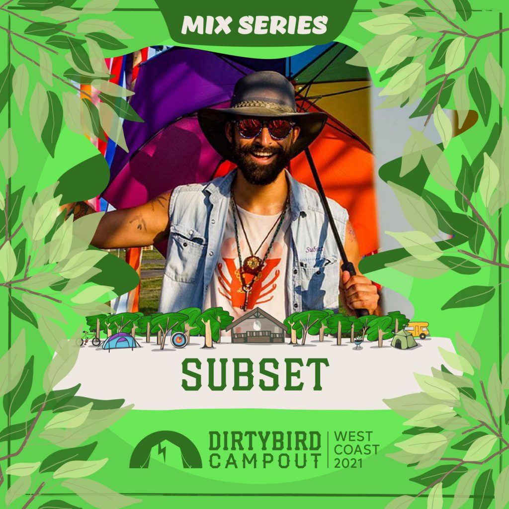 Dirtybird Campout 2021 Mix Series Subset