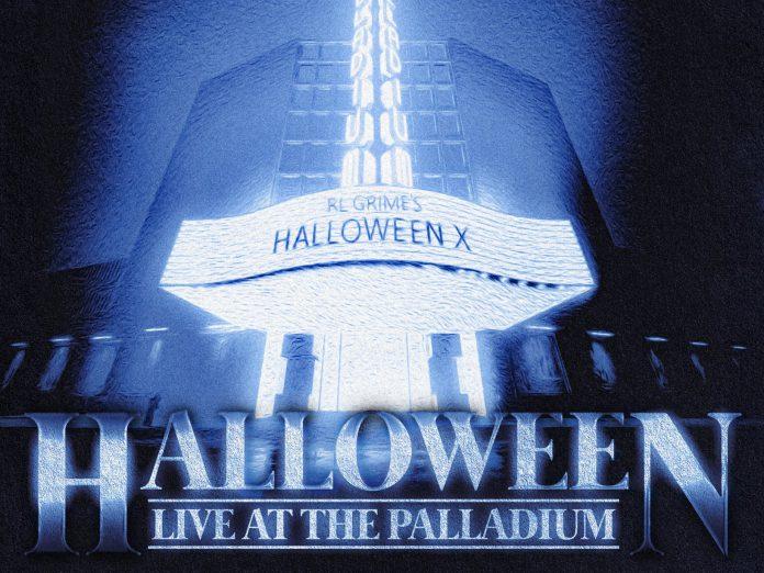 RL GRIME Halloween X Live at the Hollywood Palladium