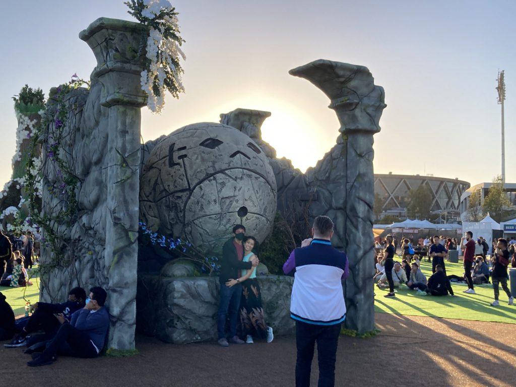 Potaro Temple at Second Sky 2021