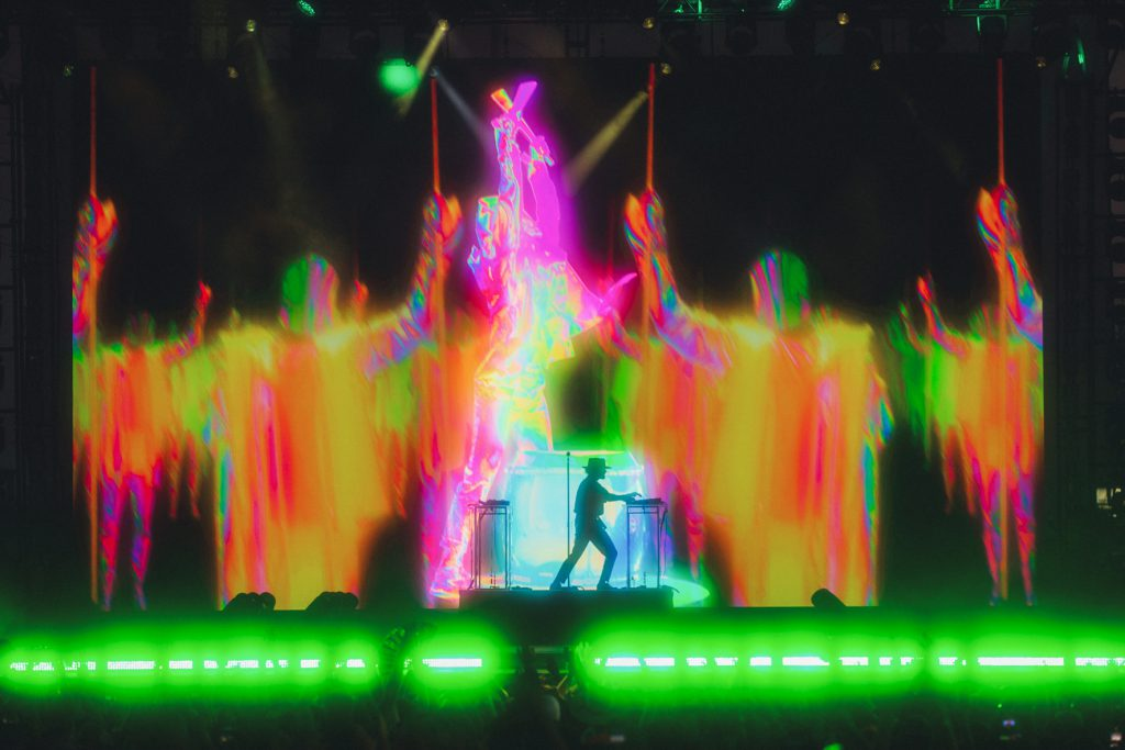 Madeon at Second Sky 2021