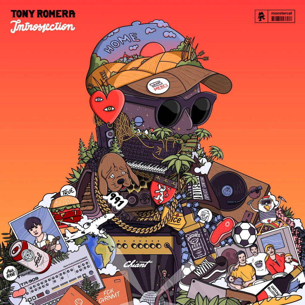 Tony Romera - Introspection