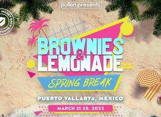 brownies & lemonade spring break 2022