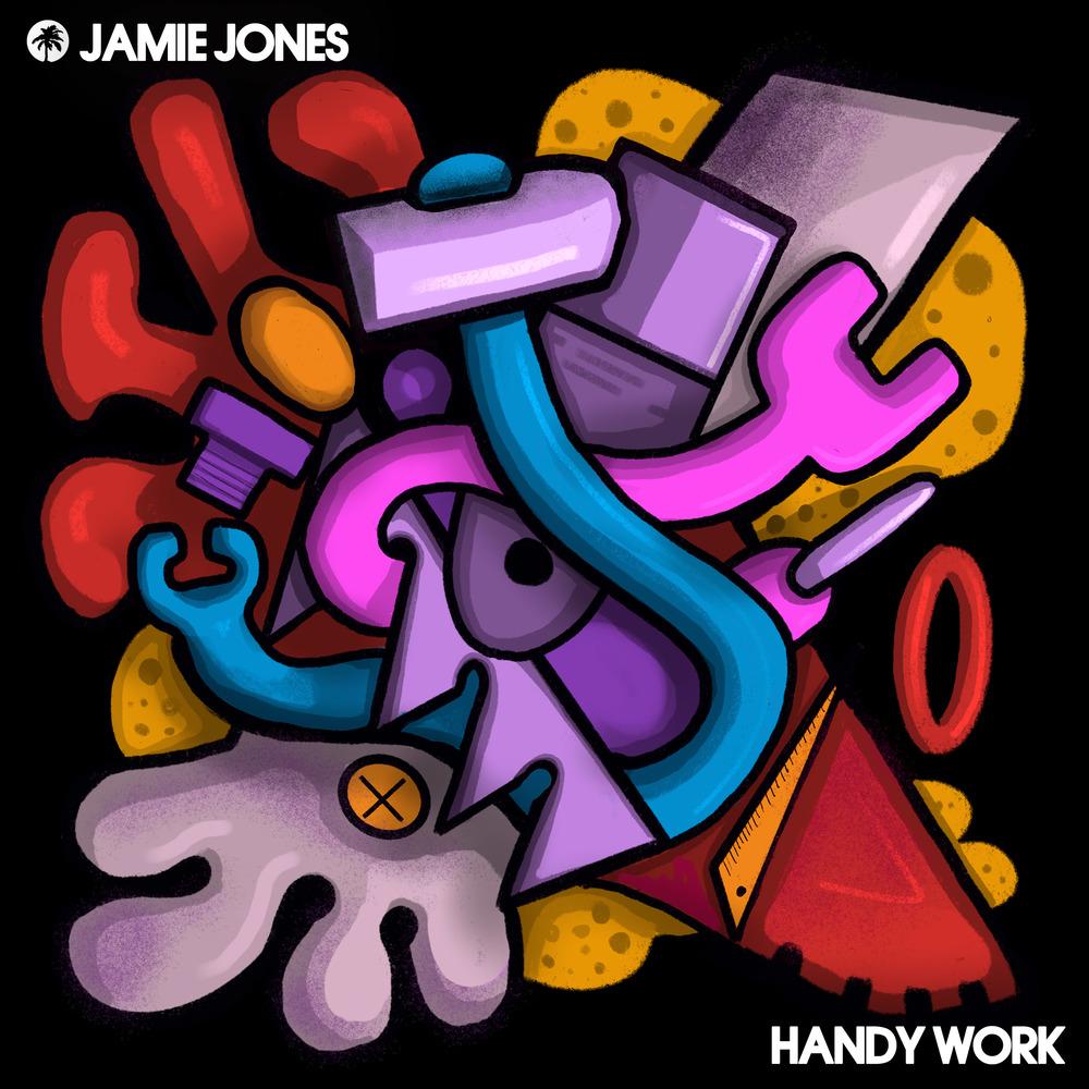 Jamie Jones - Handy Work EP