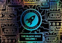 Space Yacht x HELLBOUND! - The Black Hole Vol. 1 - Artwork